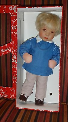 "Kathy Kruse 10"" Doll Made in Germany Original Box Excellent Condition"