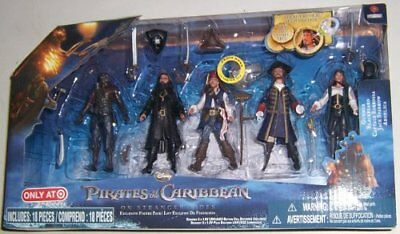 Pirates of the Caribbean On Stranger Tides Exclusive 4 Inch Action Figure 5Pa...