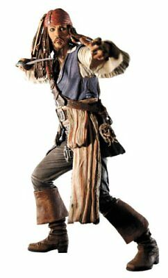 Pirates of the Caribbean III At World's End Talking Jack Sparrow 18-Inch Acti...