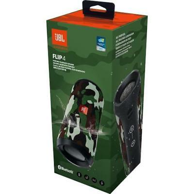 Jbl Flip4 Camo-Empty Box-No Accessories-Just Paperwork