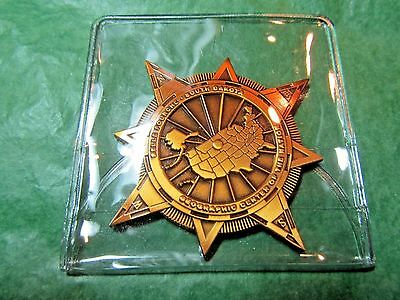 Geographic Center Of The Nation Belle Fourche South Dakota Compass Point Token