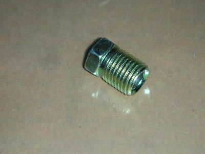 Pack of 4 14mm x 1.5 5//16 Fuel Line Tube Nut