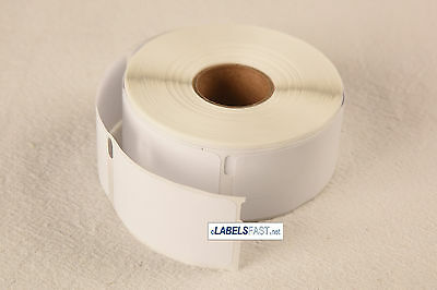 2 Rolls of 500 Return Address Labels - 30330 Dymo LabelWriter Compatible 400 450