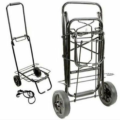Festival Travel Trolley Folding Truck Luggage Suitcase Camping Warehouse Cart