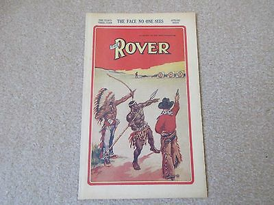 The Rover Comic No 838- May 7th 1938- very good condition-Rare