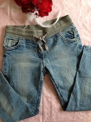 >>Next<<sehr bequeme schmalere Jeanshose, Jeans, Hose, Gr. 128/134, WoOoW
