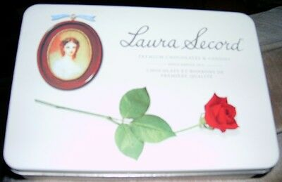 Laura Secord Fudge Tin