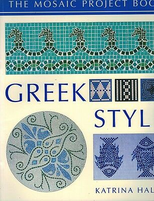 Mosaic Project Book - Greek Style with Templates
