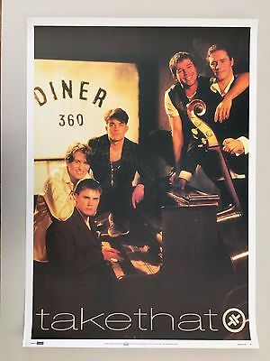 Take That, Authentic Licenced 1994 Poster