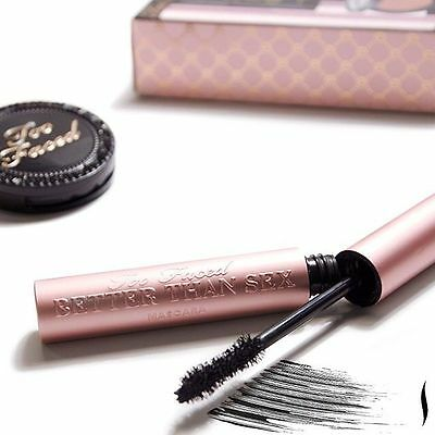 Too Faced Better Than Sex Mascara 100% Authentic