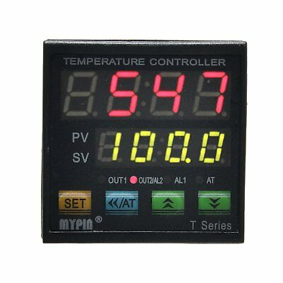 MYPIN® TA4-SNR+K Thermocouple SNR PID Dual Digital Display Temperature Contr