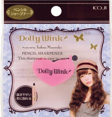 Koji Dolly Wink Pencil Sharpener Make Up Tools Accessories From Japan