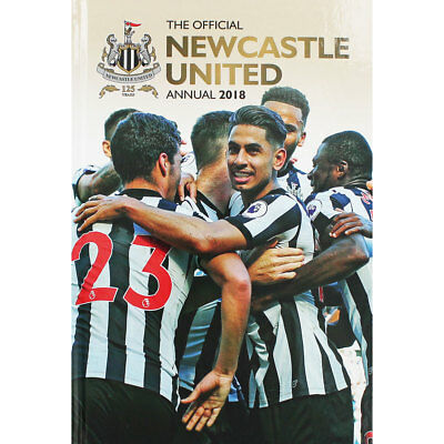 The Official Newcastle United Annual 2018 (Hardback), Children's Books, New