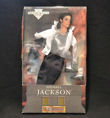Michael Jackson Street Life Doll Clothes Beat It In Box Vintage 1997