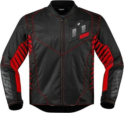 NEW ICON Wireform Textile Jacket MOTORCYCLE CRUISER