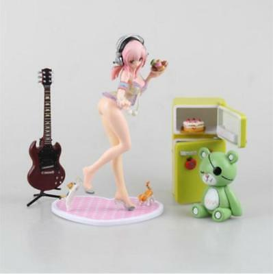 Yamato Nitro Super Sonico Baby Doll Strawberry Sorbet DX Ver Figure Gift