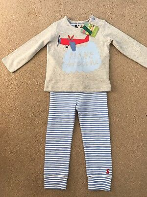 Brand New joules 18-24 months Boys Set
