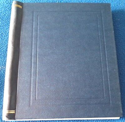 Old Barclay Classic Stamp Album with World Collection