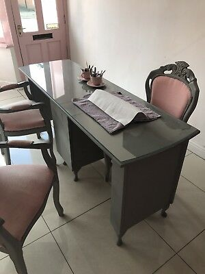 Shabby Chic Double Nail Desk