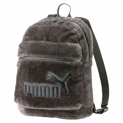 Puma Wns Fur Backpack Zaino Donna 075111 02 Quiet Shade