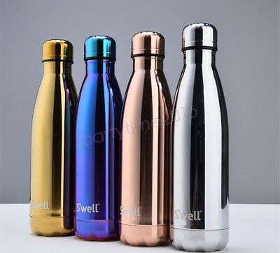 Swell Stainless Steel Hot Water Carrier 500ml Vacuum Bottle Factory Direct Sale