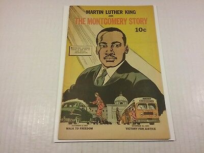 Martin Luther King and The Montgomery Story, 1st Print, G/VG