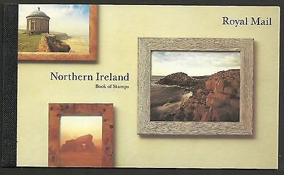 "Great Britain £6.04 Booklet ""northern Ireland"" Sg Dx16 - 1M"