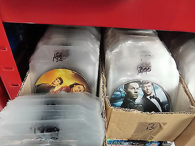 DVD Just Discs Box Sets U Choose (mint and New) Disc only Free postage (b)
