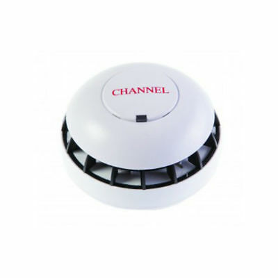 Channel CH/SHS/SA 'Sabre' Optical Smoke & Heat Detector with Mounting Base
