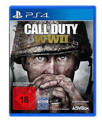 Call of Duty: WWII (PlayStation 4) (Neu & OVP)