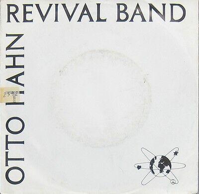 Otto Hahn Revival Band  one night stand