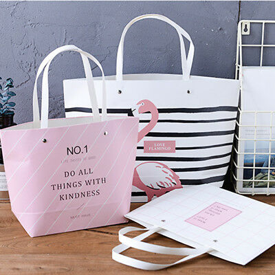 New Hot Portable Jewellery Gift Bag with Rope Coated Paper Cartoon Souvenir Bag
