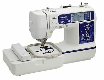 Brother  Innovis NV990D Sewing/Embroidery Machine Brand New
