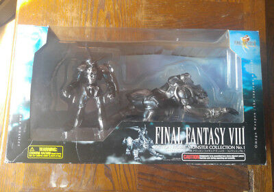 FF 30th: Final Fantasy VIII Guardian Force Action Figure Omega Weapon (Open Box)