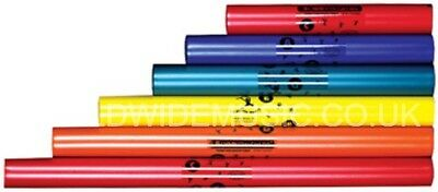 BOOMWHACKERS Boomophone C Major Pentatonic Set of 6 Tubes C - D - E - G - A - C