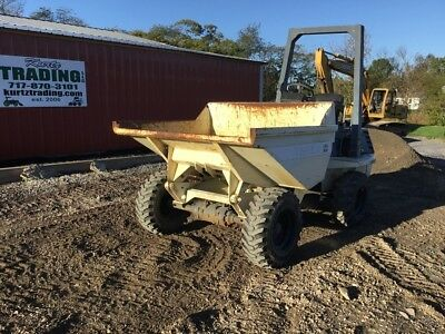 2005 TEREX TA 2.5 Concrete Buggy! Coming In Soon!