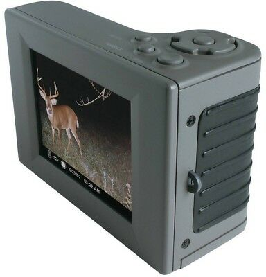 Moultrie Game Spy Deluxe 2.8 LCD Handheld Picture Viewer