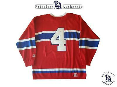 "ULTRA RARE Aurele ""Little Giant"" Joliat Signed Montreal Canadiens Vintage Jersey"