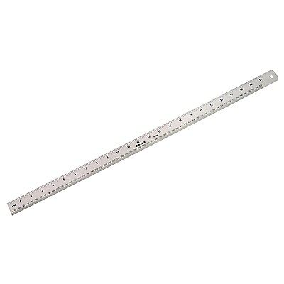 "6"", 12"", 24"" & 40''  Stainless Steel Ruler Marking Tool Measuring Scale Metal"
