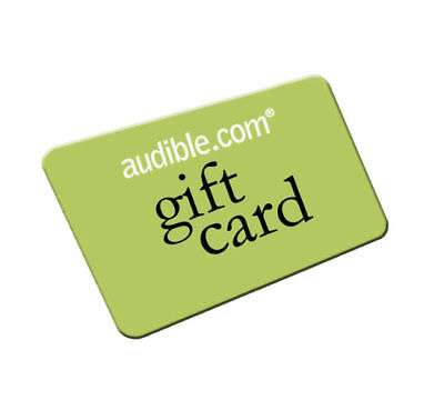 Audible.com new account with 3 credits