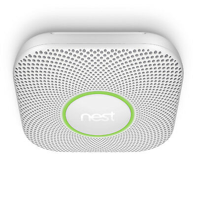 Nest Protect Smoke and Co 2nd Generation (Battery)