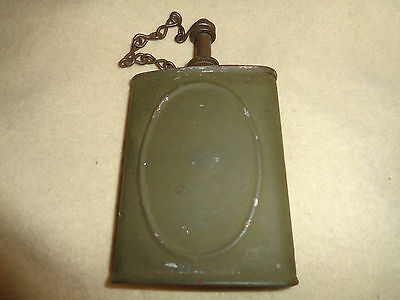 WW2 Browning 30 Caliber Vintage Oil Bottle Weapons Lubrication Dispenser Spout