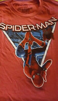 NWT Marvel Comics Amazing Spider-Man t-shirt Men's size 2XL 50% cotton/50% poly