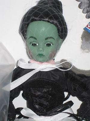 """Madame Alexander 10"""" Wicked Witch of the West Doll & Winged Monkey Set 66635 NIB"""