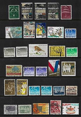 NETHERLANDS - mixed collection No.12
