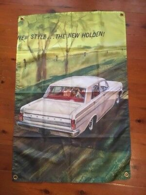 3x2 foot mancave flags shed poolroom EH HOLDEN GMH HK EK torana  wall hanging