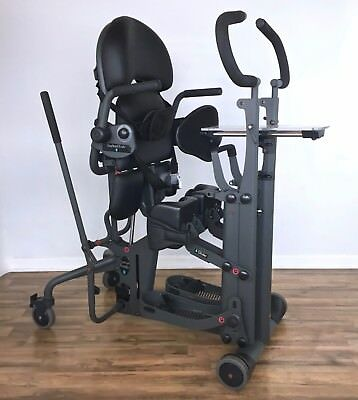 EasyStand GLIDER Evolv standing frame - easy-stand wheelchair cardio exercise