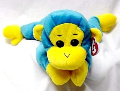 Ty  Pillow Pal - Swinger The Monkey - Nwt