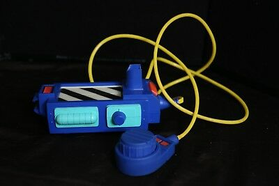 Ghostbusters 1989 Ghost Catcher Trap Vintage Toy (missing handle) WORKING