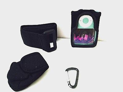 IPod Nano 3rd Gen 3G  Action Jacket Armband Case ARM STRAP Color Black